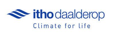 Itho Daalderop logo Ventilatiesystemen