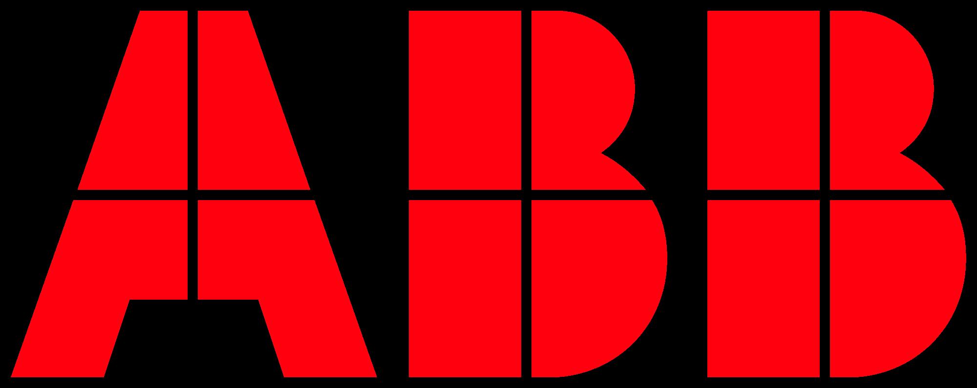 Groepenkast of verdeelkast ABB logo
