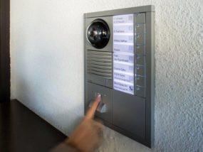 Deur- en intercominstallatie Padberg elektrotechniek
