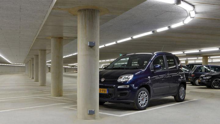 parkeergarage LED verlichting